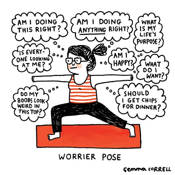Co potřebuji vědět, když jdu na hodinu jógy úplně poprvé